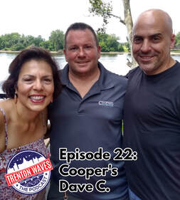 trenton waves, trenton 365, the podcast brothers, coopers waterview, dave c, frank sasso, katmandu, rho, trenton nj