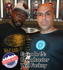 trenton waves, trenton 365, the podcast brothers, Will Foskey trenton nj, will foskey, 78 ways studio, Jacque Howard, trenton 365, crystal feliciano, wwe bob backlund, norbert niakas, man on the run meals, james peoples, will kasso, avengers endgame