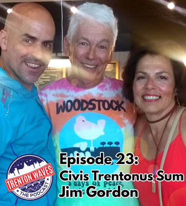 trenton waves, trenton 365, the podcast brothers, jim gordon, frank sasso, christina sasso, trenton waves, content trenton, the island trenton nj
