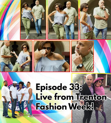 trenton 365, the podcast brothers, Trenton Fashion week, frank sasso, christina sasso, trenton waves, trenton nj, brad butler, gary lowery, Brianna Thompson, damon williams, will foskey, crystal feliciano, sarah dash
