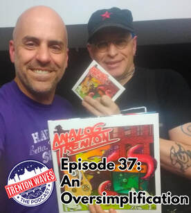 bill nobes, danny elfman, debra harry, Debbie Harry, drag queen, boy george, rupaul, Andre Charles, analog trenton, trenton starbucks, trenton waves, trenton 365, the podcast brothers, bsb gallery, trenton nj podcast, new pod city, candlelight lounge, tracey syphax